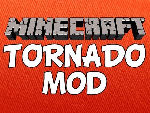 Minecraft - Tornado Mod