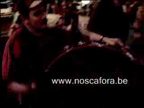Festa emigrantes na Barrière Saint Gilles Portugal-Holanda