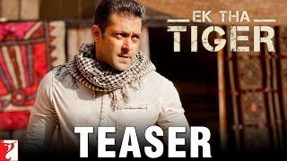 EK THA TIGER - Teaser Trailer - Salman Khan & Katrina Kaif