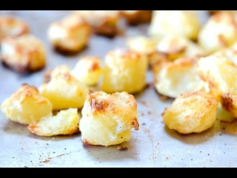 Crispy Potatoes that are FAT FREE!