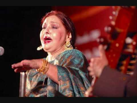 Farida Khanum - Raag Des