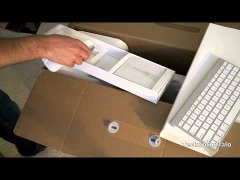 "27"" iMac Quad Core i7 + SSD Unboxing!"