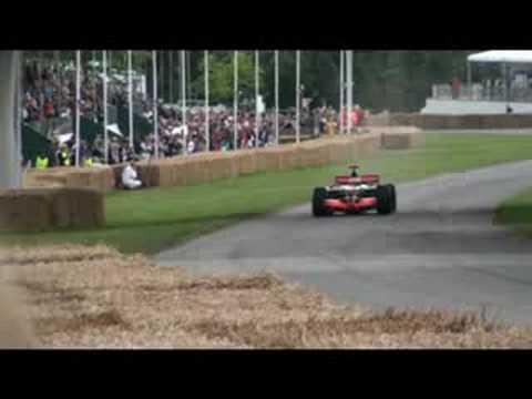 Goodwood Festival of Speed 2008 - F1