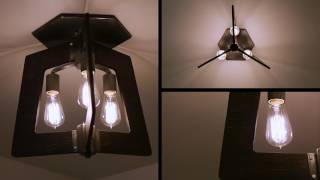 Video: Varaluz Lofty Industrial Lighting Video