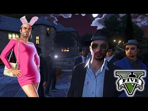 GTA 5 PLAYBOY PARTY!!! - CUSTOMIZING CARS! GTA 5 - MILLIONS $$$ Grand Theft Auto 5