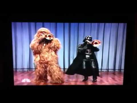 Trombone Chewbacca vs Trombone Darth Vader