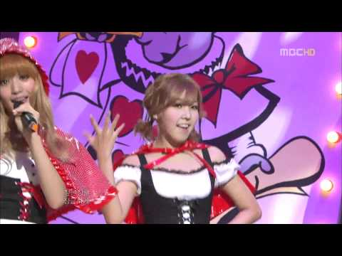 Orange Caramel - Aing(Nov 20, 2010)