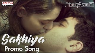 Sakhiya Video Song | Goodachari
