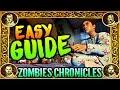ULTIMATE ORIGINS EASTER EGG GUIDE: BO3 Zombies Chronicles Origins Easter Egg Walkthrough Tutorial