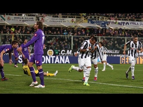 Fiorentina-Juventus 0-5 (20/03/2012), Highlights