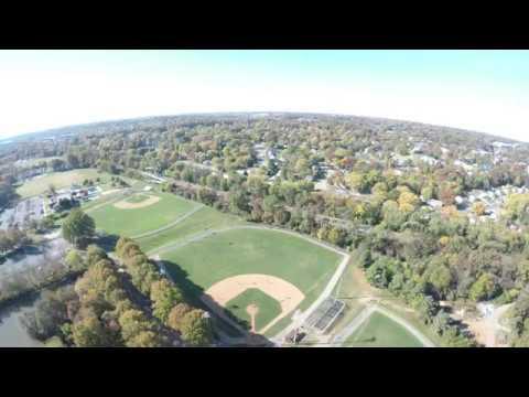 WARNING: GoPro Karma Falls Out of Sky (Raw crash video)