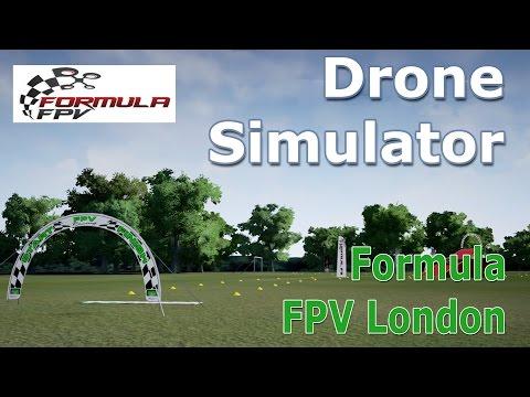 Formula FPV London track (FPV Event simulator) - UCv2D074JIyQEXdjK17SmREQ