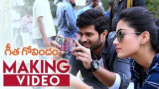 Geetha Govindam Making Video