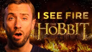 Ed Sheeran - I See Fire - The Hobbit - Peter Hollens