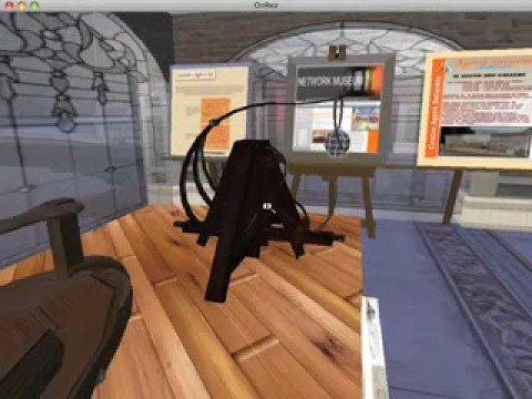 Macchine di Leonardo, Second Life