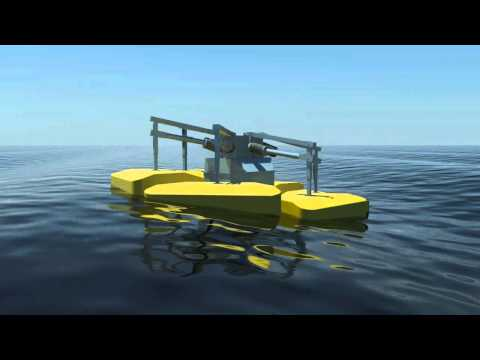 WEM - Wave Energy Module - Energia rinnovabile dalle onde Mare