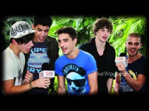 The Wanted  - Glad You Came. New Single with lyrics