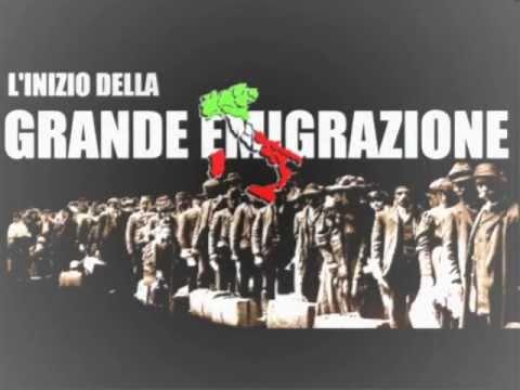 L'INIZIO DELLA GRANDE EMIGRAZIONE