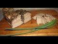 Свиная грудинка, запечённая в духовке