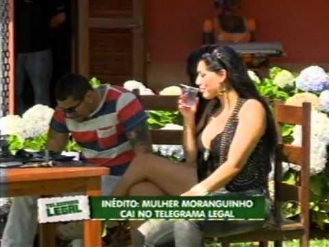 Domingo Legal - Telegrama Legal: Mulher Moranguinho