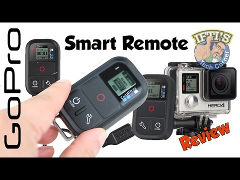 GoPro Smart Remote - WiFi Remote for Hero 3 / 3+ / 4 : REVIEW