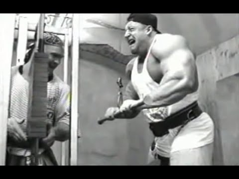 Dorian Yates - Face The Pain