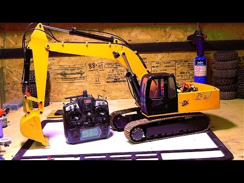 RC ADVENTURES - 1/12th Scale 4200xl Excavator - Hydraulic Pump ESC Upgrade - Radio Controlled - UCxcjVHL-2o3D6Q9esu05a1Q