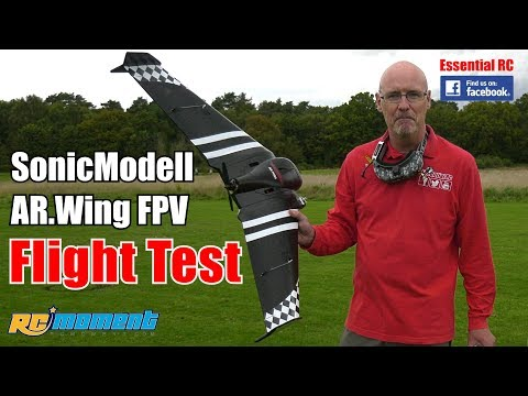 SonicModell AR.Wing Ready-To-Fly *LOW PRICE* FPV RC plane: ESSENTIAL FLIGHT TEST [*UltraHD and 4K*] - UChL7uuTTz_qcgDmeVg-dxiQ