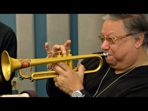 "Arturo Sandoval ""There Will Never Be Another You"""