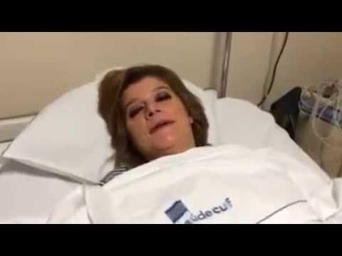 Julia Pinheiro sente-se mal e é internada (Queridas Manhãs)