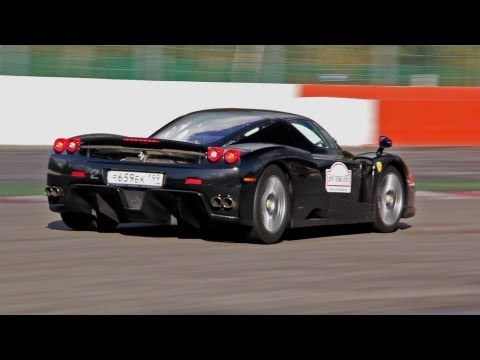 Best of Supercar Sounds 2011 - 1080p HD