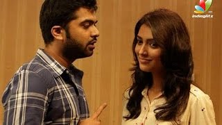 Watch hard to act with Simbu - Manjima Mohan Red Pix tv Kollywood News 28/Nov/2015 online