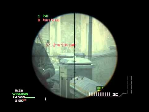 blacK_wzRd - MW3 Game Clip -z3tcqNPFY2s