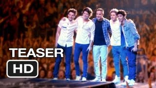 One Direction - 1D3D Official Teaser Trailer (2013) - Documentary HD