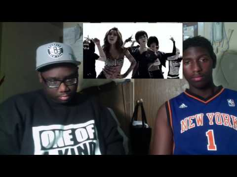 Black People React to Kpop: Brown Eyed Girls 'Abracadabra' MV Reaction