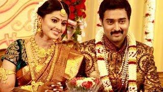 Sneha and Prasanna Marriage Video