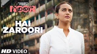 Hai Zaroori Video Song | NOOR