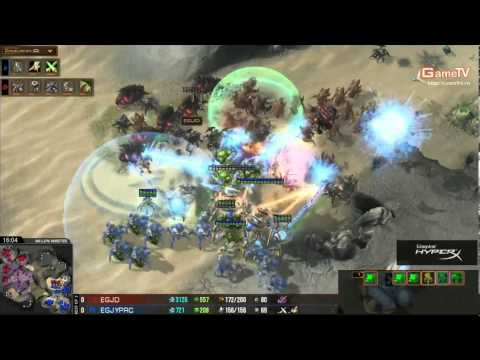 SC2 | DH Jaedong vs JYP Bo3 set 1
