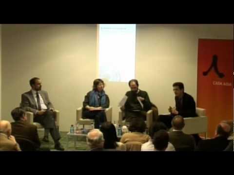 Presentación de -Iniciación a los Veda-, de Raimon Panikkar, en Madrid