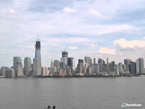 World Trade Center Build  Time Lapse