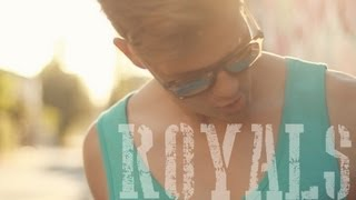 Royals - Lorde (Tyler Ward Cover) - Grammys - Official Cover Music Video