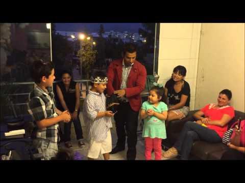 Mago Donovan - Show infantil para niños<br/>Aqui podras ver como se va realizando el show con los niños!