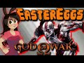 EASTER EGGS - God Of War 1 HD Remake: Surrender Kratos, Secret Phone Numbers, And More