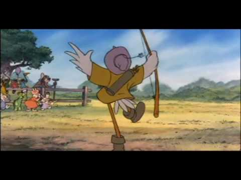 Disney's Robin Hood Music Video (Prince of Thieves)