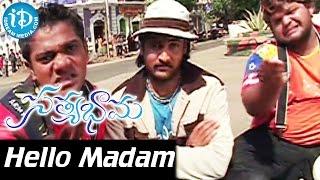 Hello Madam Video Song - Satyabhama