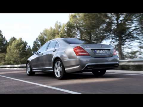 M Benz S500 4MATIC