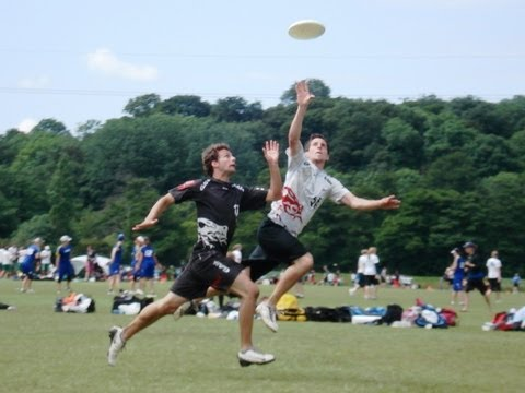 Best Ultimate Frisbee Highlights | EUCF 2012