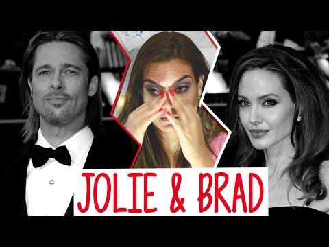 Logo Penso: Motivos da separação entre Brad e Jolie