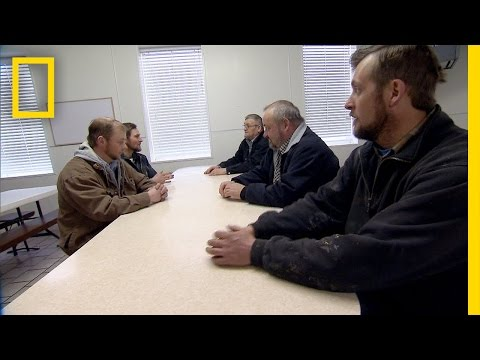 American Colony: Meet the Hutterites - Elders Meeting
