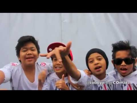 Coboy Jr. Inbox SCTV 8 Januari 2012 - Behind The Stage